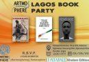 Three Writers Set for Artmosphere Lagos Reading
